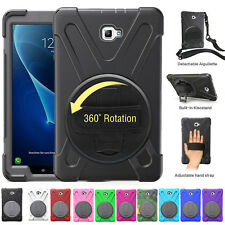 "For Samsung Galaxy Tab A 10.1"" inch T580 Rotating Stand Shockproof Case Cover"