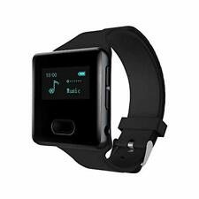 16GB Clip MP3 Player with Bluetooth 4.0,Portable Music Player with Watch. Ka