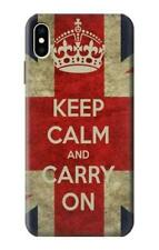 S0674 Keep Calm and Carry On Case for IPHONE Samsung Smartphone ETC