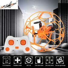 Mini Drone 1340 Flip RC Ball Sky Walke Fly 3D Flip Roller Helicopter Toys