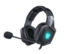 ~NEW!~ GAMING HEADSET PLUG-IN STEREO HEADPHONES & MIC for XBOX PS4