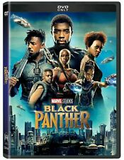 """Black Panther (NEW REGULAR DVD, 2018) BRAND NEW SEALED """"FAST SHIPPING"""""""