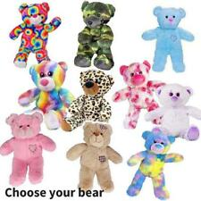 """Record a 20 Sec Personalized Message in a /""""Rainbow/"""" Gift Teddy Bear 25cm//10/"""""""