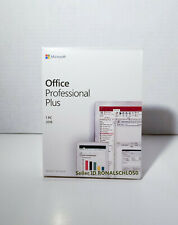 MS Office Professional Plus 2019 Retail for 1 PC