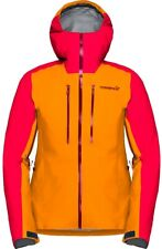 Norrona Lyngen Down850 SkiSnowboard Jacket, L Orange Crush