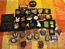 Blizzard Blizzcon 2017 Backpack Badge Patch Series 1   ***You Choose***