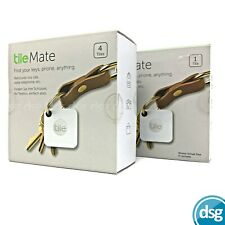 Tile Mate GPS Bluetooth Tracker - Key Finder Locator - iPhone Android - White