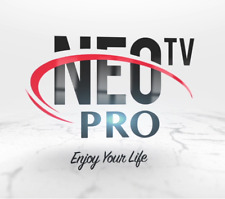 NEO TV PRO ABONNEMENT 12 MOIS ANDROID TV BOX-IOS-LIEN M3U-MAG-ICONE-SMART TV