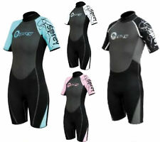 OSPREY OSX KIDS SHORTIE 3MM WETSUIT SHORTY Kids Boys Girls Junior bodyboard