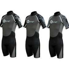 OSPREY OSX 3mm MENS SHORTIE SHORTY WETSUIT surf bodyboard kayak sup sail dive