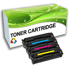 NON-OEM Toner Cartridge For Colour Laserjet CB540A-CB543A CC530A-CC533A CE320A