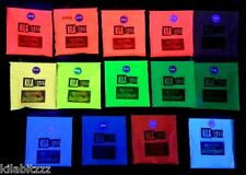 Ultra Fluorescent UV Pigment Powder. Ideal for nail art acrylic and resin use.