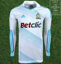 BNWT Adidas Marseille Home Shirt - Player Issue Techfit Powerweb - All Sizes