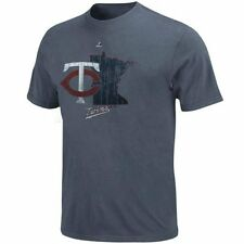 MLB Baseball T-Shirt MINNESOTA TWINS- Cooperstown Double Digit Lead Pigment Dyed