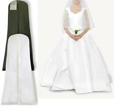 BREATHABLE DRESS COVER BAG CLOTHES GARMENT GOWN SUIT COAT SHIRT PROTECTOR TRAVEL