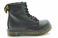 a13 Dr Martens scarpe shoes bambino anfibio scarponcino 15373001 BROOKLEE SOFTY