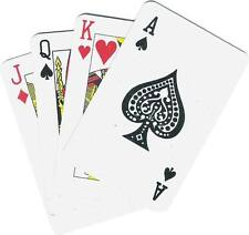 Playing Cards Mini Standard Jumbo A4 Poker Bridge Snap NEW Choose Your Size