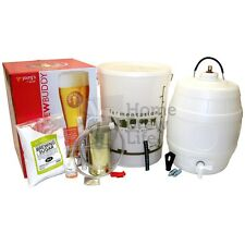 Brewbuddy Home Brew Buddy Starter Kit and Refills FULL RANGE Lager Cider Bitter