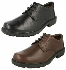 SALE MENS CLARKS LAIR WATCH LAIR GATE FORMAL LACE UP LEATHER SHOES BLACK BROWN