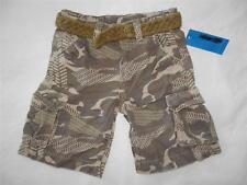 New Boy's Greendog Camo Cargo Shorts Size 5 and 6 NWT