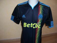 Maillot de Foot neuf ADIDAS OM Olympique de Marseille 2010-11 taille 8-10-12 ans