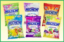 HI-CHEW Bag Assorted Flavors You Choose Morinaga Fruit Chew Candy 3.53 Oz. 20 Pc