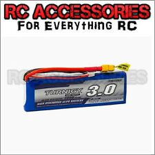 3000mAh High Discharge LiPo Battery Pack 7.4v 2 s Cell 40C 50C RC Car Helicopter