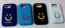 for samsung galaxy rex 60 c3312 c 3312 soft case back smiley back cover new