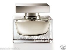 PROFUMO DONNA DOLCE & GABBANA EAU THE ONE D&G EAU DE TOILETTE SPRAY IDEA REGALO
