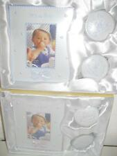 BNIB Photo frame, My first curl & My first tooth New baby or Christening gift