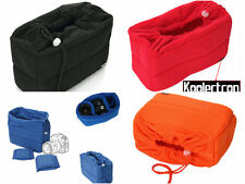 Koolertron Shockproof DSLR SLR Camera Bag Partition Padded Insert Protect Case