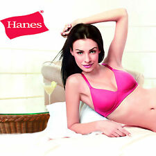 Hanes Wonder Bra Moulded Wirefree Bra.Stryle #G510.(Paded Bra)