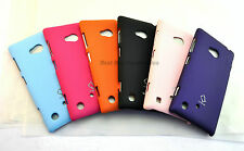 New Nokia Lumia 720 Colorful Capdase Hard Back Case Cover.