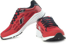 F-SPORTS BRAND NEW MENS AIR WAVE RED BLACK RUNNING SPORTS SHOES