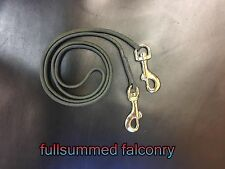 falconry double safety clip