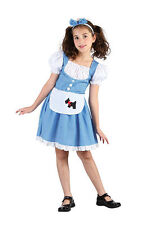 Girls Fairy Tale Dorothy Fancy Dress Costume World Book Day / Week Outfit CC936