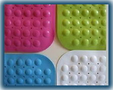 Bath Tub Mat Anti & Non Slip Suction Cup Bubble large Shower Safety Floor Mat