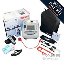 Megger PAT450 PAT Tester Kit + Full of PAT Testing Essentials Worth Over £140!