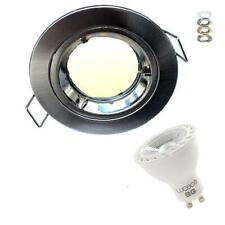 8 X 5W DIMMABLE LED DOWNLIGHT SPOTLIGHT FIXED DIE CAST 240V