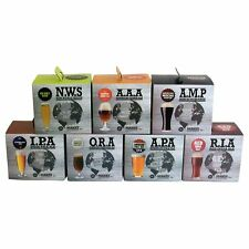 Youngs American Craft Beer Kits - IPA Pale Ale - Amber Ale - makes 40 pints