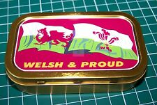 Welsh and Proud 1 and 2oz Tobacco/Bait/StorageBits & Bobs Tins