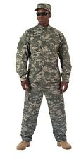 Mil Spec Army Airsoft Paintball Combat ACU Digital Camo Uniform Shirt Pants NEW