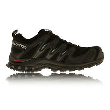 Salomon XA Pro 3D Mens Black Breathable Quicklace Trail Running Shoes New