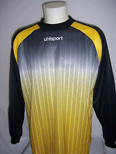 MAILLOT Gardien de Buts Collector 2003 neuf Uhlsport taille XL