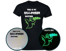 My Halloween Costume Glow In The Dark Womens Halloween T-Shirt (12 Colours)