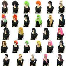 Ladies Sexy Wigs Fancy Dress Cosplay Womens Sexy Full Wig Halloween Party Wig
