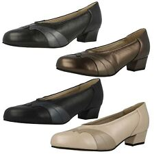Ladies Equity Court Shoes, Martha