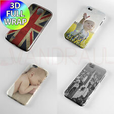 3D Personalised Phone Case For Samsung Galaxy S4 S5 Note 2 3 4 and iPhone iPad