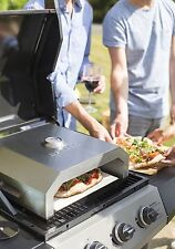 Bakerstone Pizza Oven Outdoor Portable Oven Stone Baked Gas Grill Pizza Oven BBQ