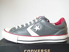 CONVERSE ALL STAR STAR PLAYER EV OX - 128176C PELLE LEATHER BASSE CHUCK TAYLOR